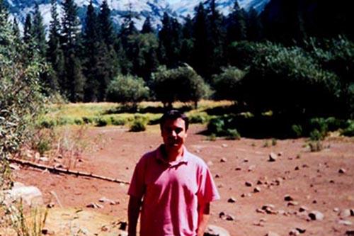 2001 – Em Yosemite Park – Serra Nevada, Estados Unidos.