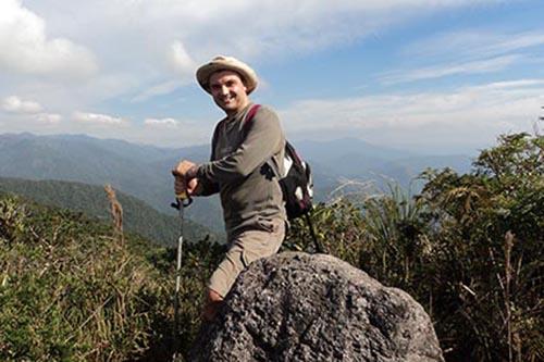 2011 – Praticando montanhismo
