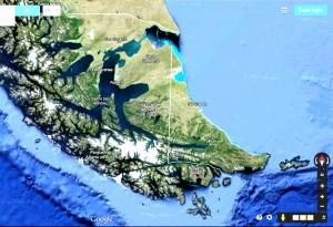 mapa extremo sul mais proximo