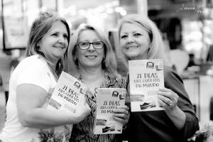 21 Dias Nos Confins do Mundo autor Henry Jenné editora Novo Século Vera, Carmem e Tereza