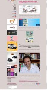 Jornalista Dary Kumakola traz em seu blog o livro 21 Dias Nos Confins do mundo do autor catarinense Henry Jenné, editora Novo Século