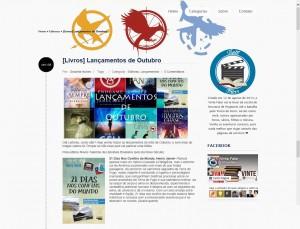 Site de literatura Vinte Falar traz em destaque o livro 21 Dias Nos Confins do Mundo do autor catarinense Henry Jenné, editora Novo Século