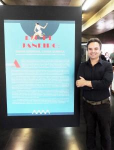 Visita do escritor henry jenné as bibliotecas do Rio de Janeiro fundação casa rui barbosa