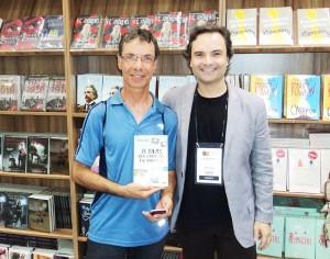 escritor henry jenné bienal internaciona do livro de são paulo 2016