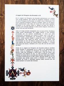 Exposição Literária da Biblioteca do Mosteiro de São Bento SP
