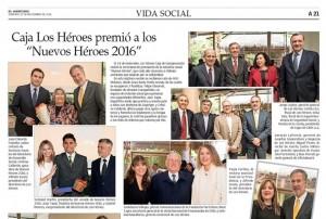 jornal el mercurio cristina calderon eleita nova heroina do chile