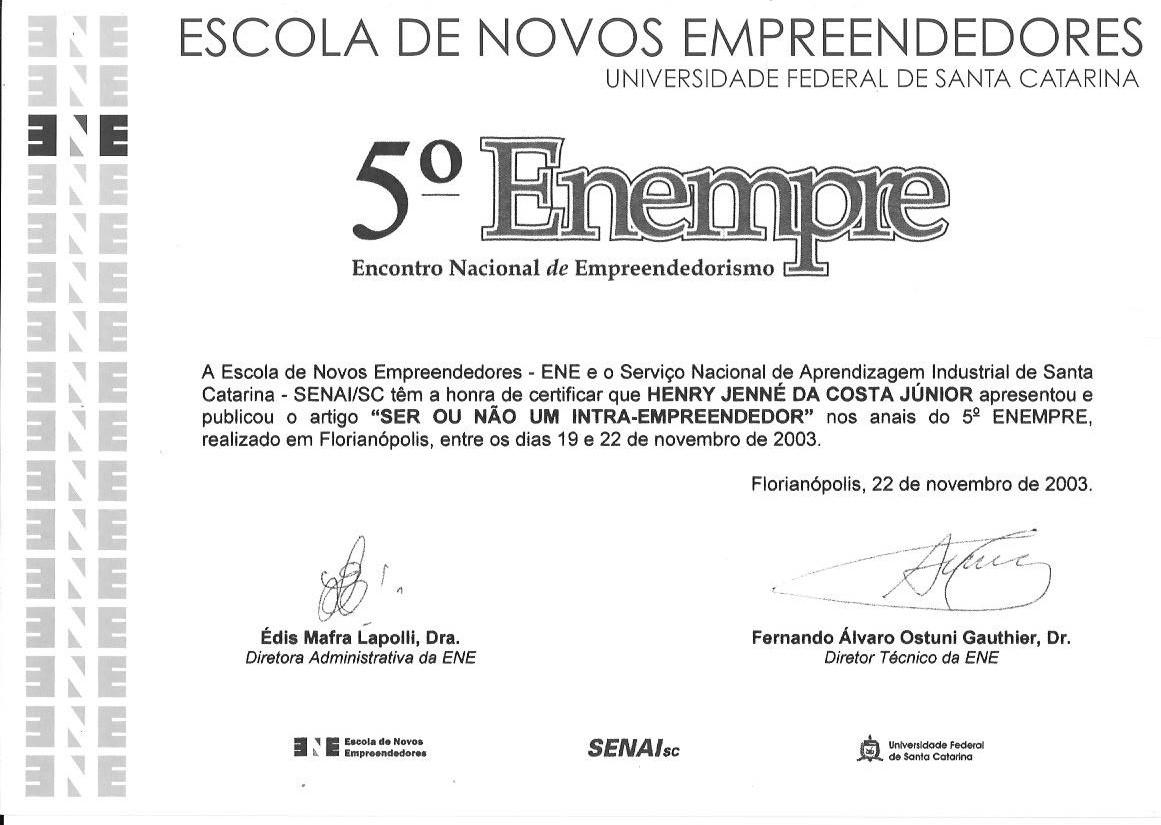 28 ENEMPREb