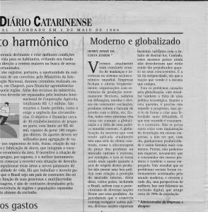 3 moderno e globalizado