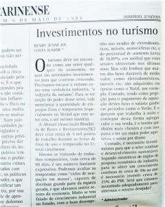 8 investimentos no turismo