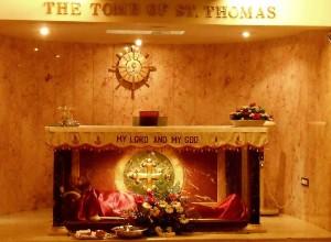 Chennai 11, (ex-Madrás) túmulo de São Tomé Apóstolo