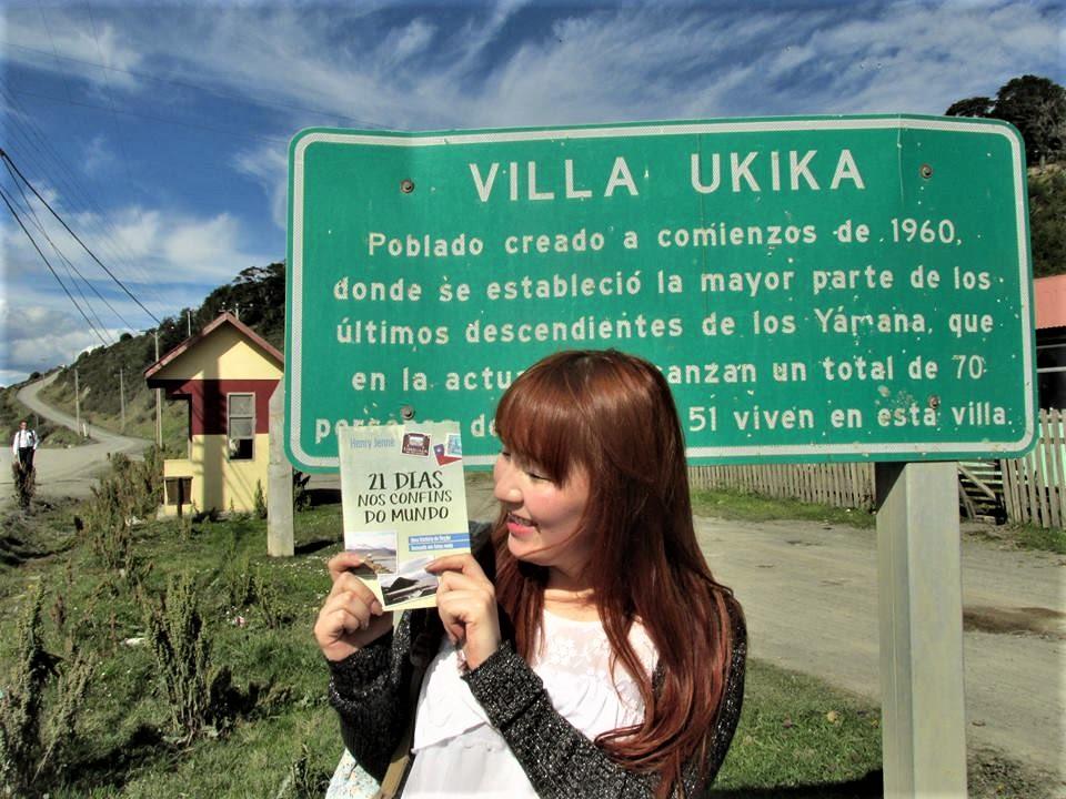Camila – Ilha Navarino (Chile) – 2016