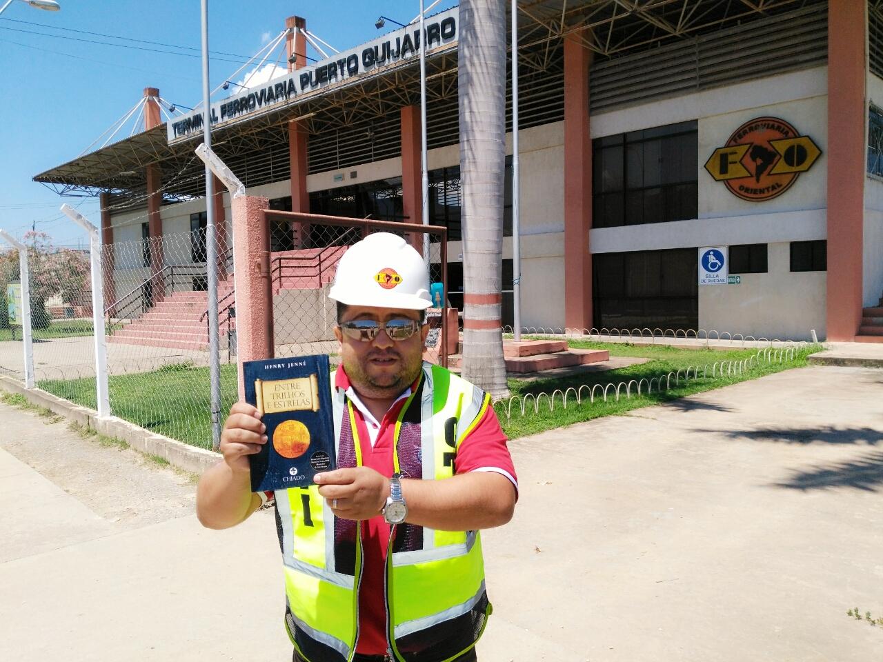 Sr. Marco – Ferroviária Oriental (Puerto Quijarro) Bolívia (2018)