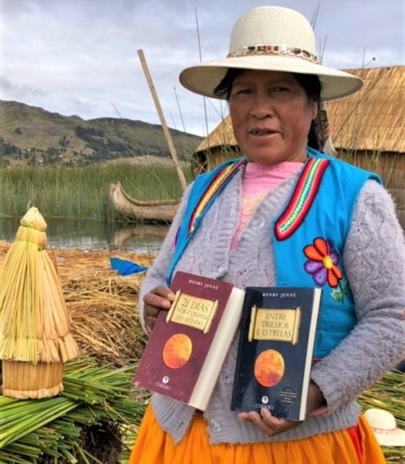 Islas de Uros (Lago Titicaca) – Perú (2018)