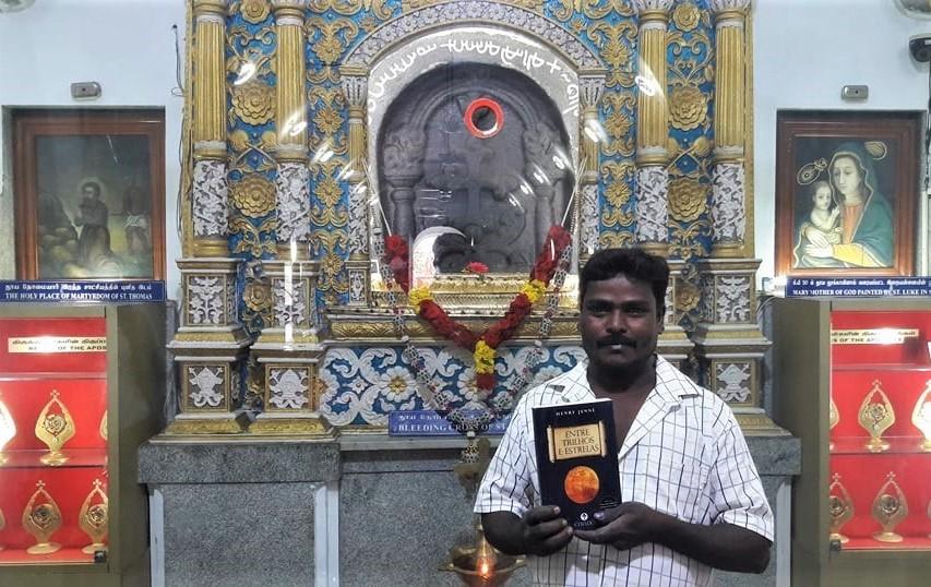 Sr. Sharma – Chennai – Índia (2018)